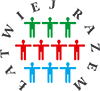 """""""Łatwiej Razem"""" Logo"""